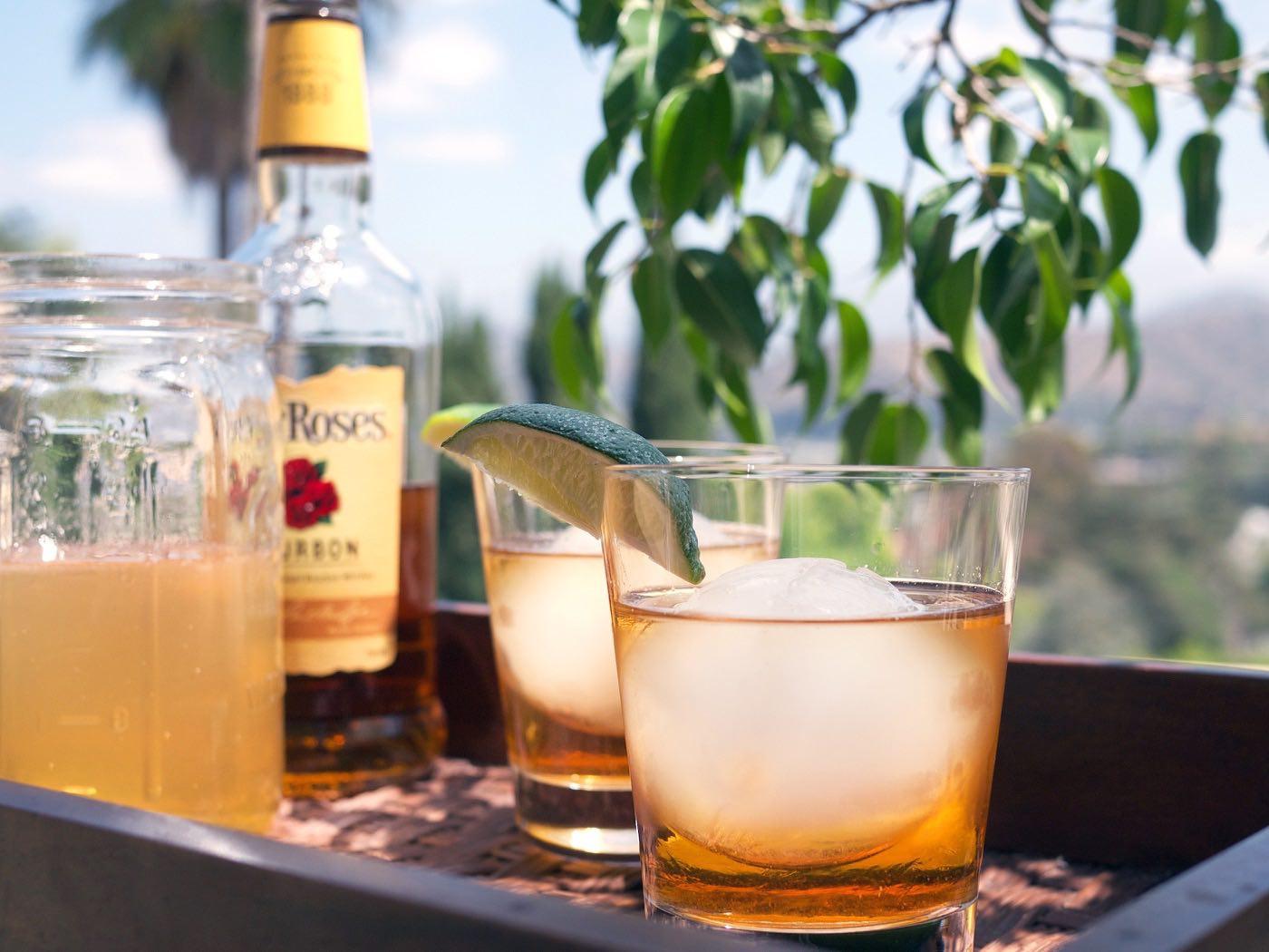 5Spice Bourbon Cocktails